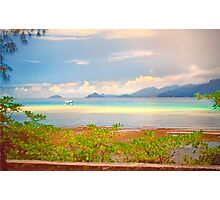 Seychelles. the unbelievable paradise. Photographic Print