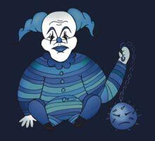 Downer the Clown by Octavio Velazquez