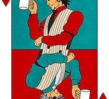 Godot: The King Of Hearts by Robin Holm