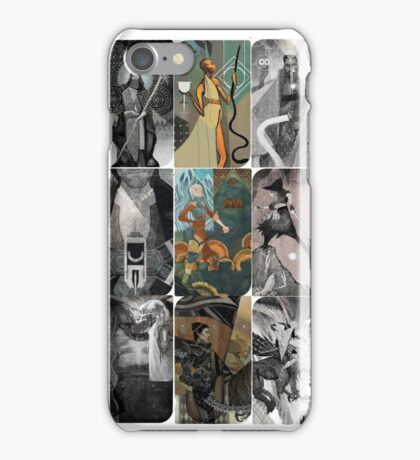 companions iPhone Case/Skin