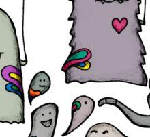 Monster Pack Sticker