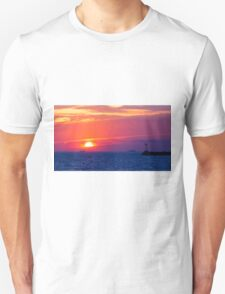 Close Of Day T-Shirt