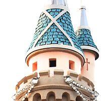 Disneyland Diamond Castle by humansofdisney