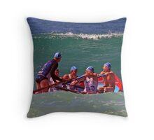 ASRL Navy Torquay 09 Throw Pillow