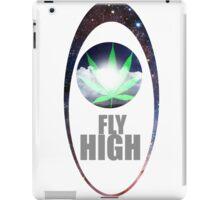 Stay High Galaxy N iPad Case/Skin