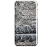 Fossil Plant iPhone Case/Skin