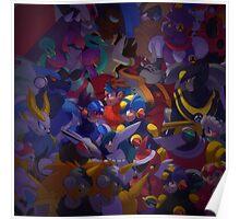 Battle Network X Starforce Poster