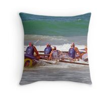 ASRL Navy Torquay 10 Throw Pillow