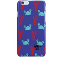 Crabs and Lobster iPhone Case/Skin
