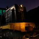 The Night Train by MattGranz