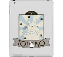 Vintage Totoro iPad Case/Skin