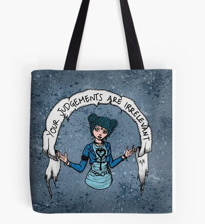 And Unnecessary Tote Bag