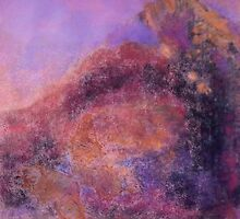 Hommage à Odilon Redon by Sophie-Berger