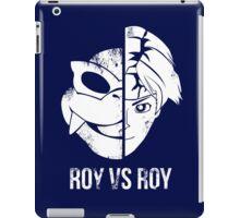 Roy v Roy iPad Case/Skin