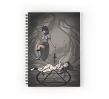 Carpe Noctem Spiral Notebook