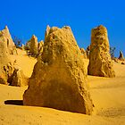 Pinnacle Desert HDR 2 by Nigel Donald