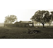 The Bushrangers Squat Photographic Print