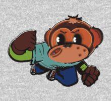 flying monkey  by geot