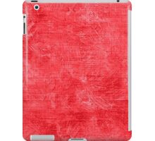 Cayenne Oil Painting Color Accent iPad Case/Skin