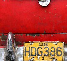 Beaten Up Buick (Havana) by BGpix