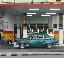 A 50's Servo in 2008 (Havana) by BGpix