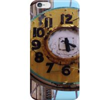 Hotel Clock  iPhone Case/Skin