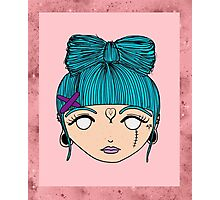 Hair Bow Photographic Print