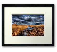 Secret River Framed Print