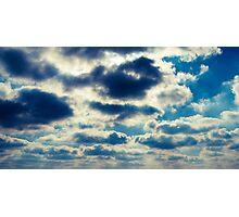 Lake Michigan Sky Photographic Print