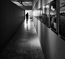 At the Exhibition - Montpellier, France - 2010 by Nicolas Perriault
