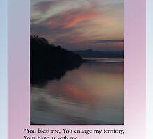 JABEZ's Prayer by Karo / Caroline Evans (Caux-Evans)