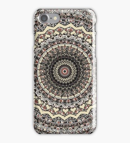 Bygone Love Mandala  iPhone Case/Skin