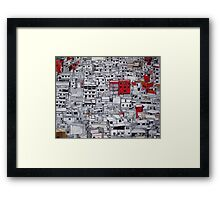 Settlement No.2 Framed Print