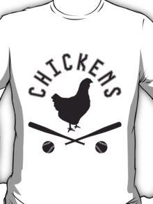 Team Chickens T-Shirt