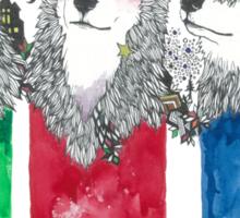 Wolf Brothers Sticker