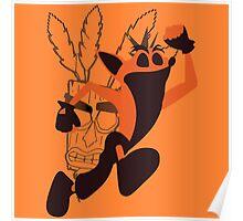 Crash Bandicoot - Sunset Shores Poster