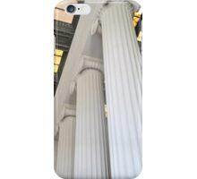 Lincoln Columns iPhone Case/Skin
