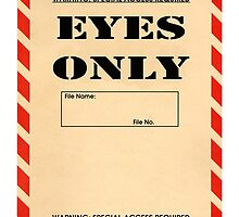 Eyes Only by lawrencebaird