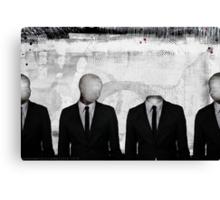 Conformity  Canvas Print
