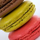 french macarons by domimage