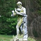 Castle Howard, North Yorkshire - garden statuary by BronReid