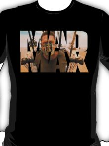 Mad Max Word Art T-Shirt