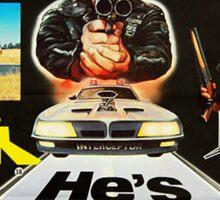 Mad Max Classic Movies  Sticker