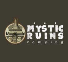 MYSTIC RUINS: camping by RuiShi
