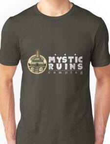 MYSTIC RUINS: camping Unisex T-Shirt