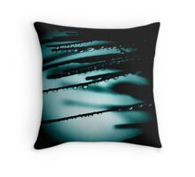 ...blue moon... Throw Pillow