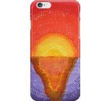 Pacifica original painting iPhone Case/Skin