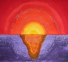 Pacifica original painting by CrowRisingMedia