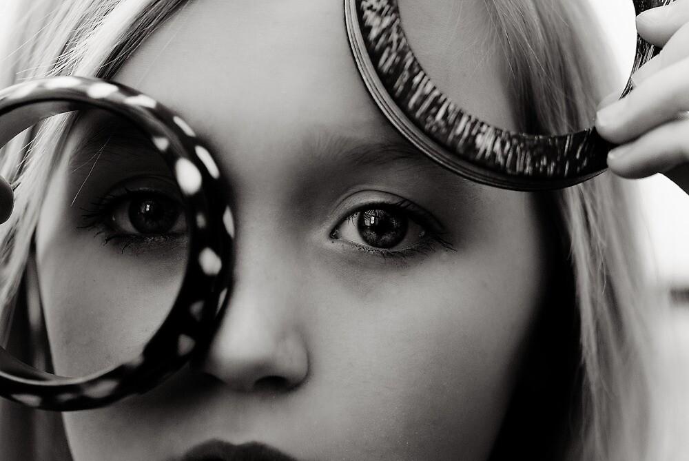 Bangle Girl  by Rory Garforth