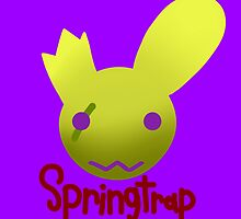 Springtrap by toxic-tangerine